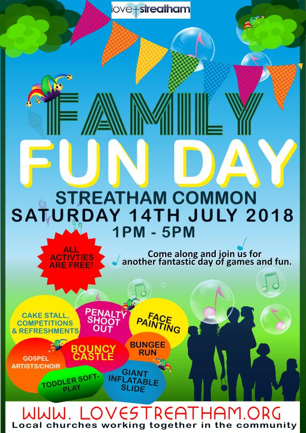 Love #Streatham Family Fun Day