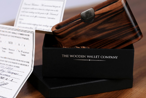 Wooden Wallets Home 1